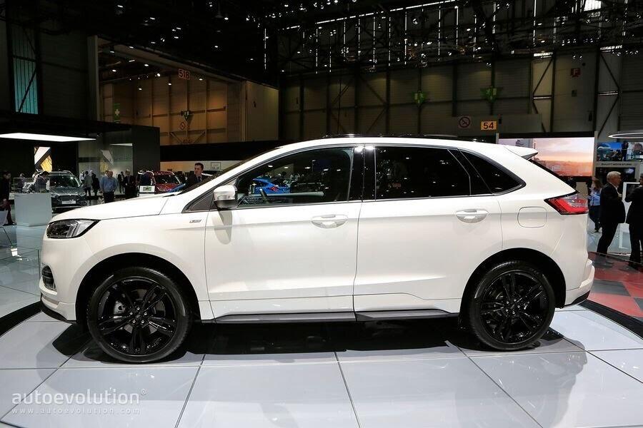 Ford Edge ST-Line 2019 chính thức ra mắt khách hàng châu Âu - Hình 7