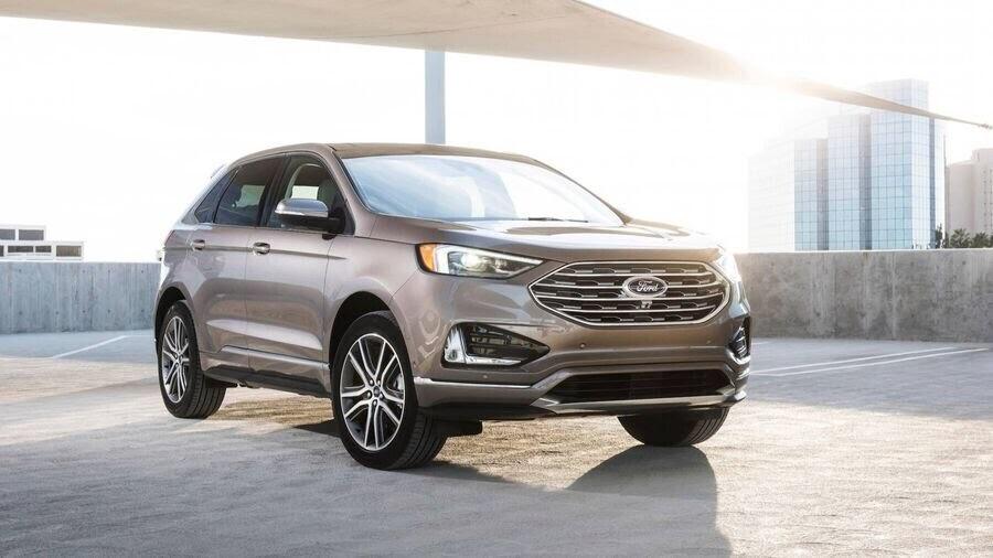 Ford Edge Titanium - phiên bản dành cho các khách hàng cao cấp - Hình 5