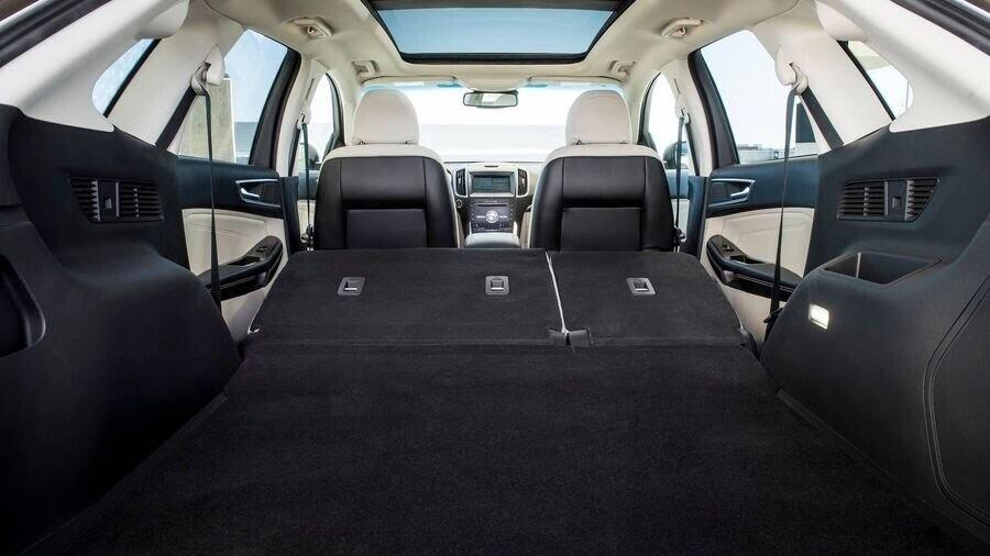 Ford Edge Titanium - phiên bản dành cho các khách hàng cao cấp - Hình 7