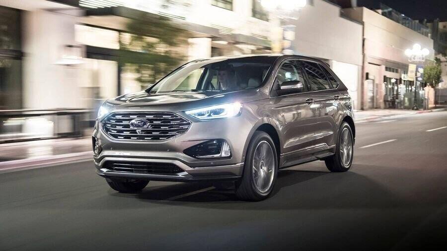 Ford Edge Titanium - phiên bản dành cho các khách hàng cao cấp - Hình 9