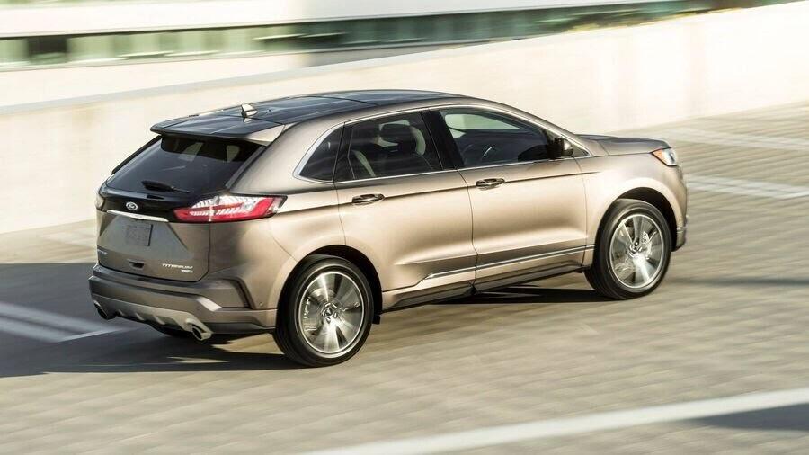 Ford Edge Titanium - phiên bản dành cho các khách hàng cao cấp - Hình 10