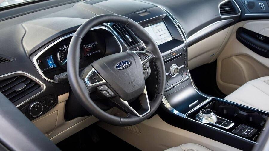 Ford Edge Titanium - phiên bản dành cho các khách hàng cao cấp - Hình 11