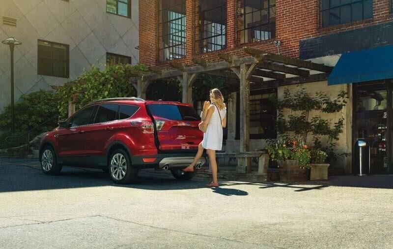 Ford Escape 2017 đã có mặt tại Việt Nam, giá khoảng 1,3 tỷ đồng - Hình 4