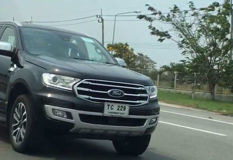 Ford Everest 2018 mở sổ đặt cọc tại Việt Nam với giá tạm tính từ 900 triệu - 1,35 tỷ đồng - Hình 1