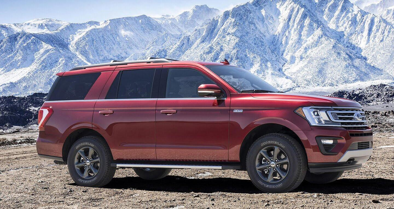 Ford Expedition FX4 2018 cực ngầu với bộ phụ kiện off-road - Hình 1