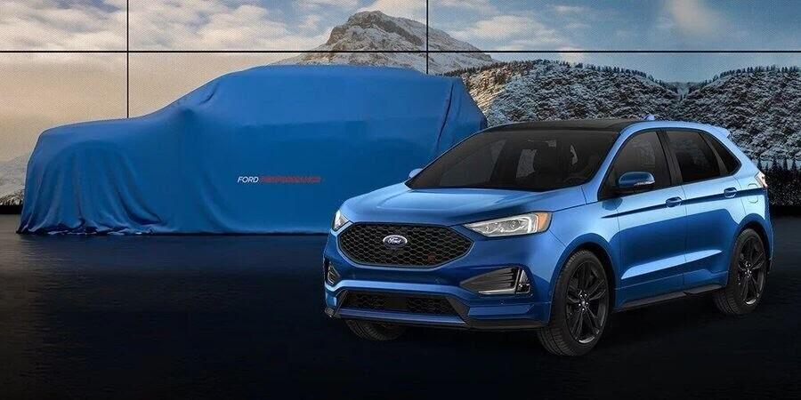 Ford Explorer 2020 nhá hàng tại Triển lãm Bắc Kinh, sẽ ra mắt chính thức vào năm tới - Hình 1