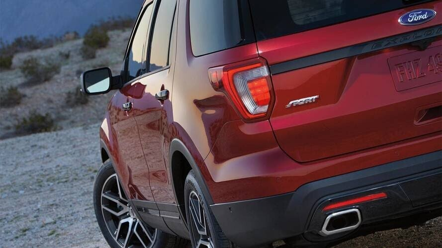 Ford Explorer 2020 sẽ có phiên bản ST mạnh hơn 440 mã lực - Hình 1