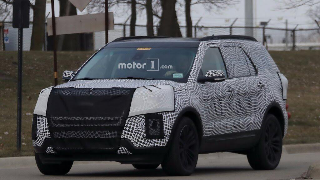 Ford Explorer 2020 sẽ có phiên bản ST mạnh hơn 440 mã lực - Hình 3