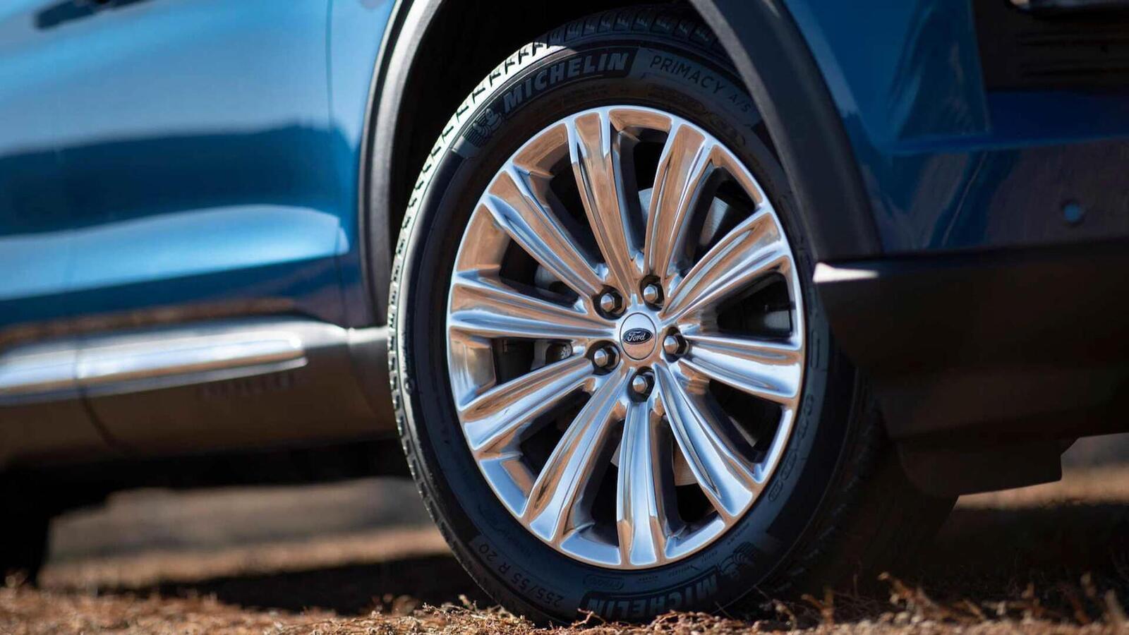 Ford Explorer 2020 thế hệ mới ra mắt; thiết kế mới và cải thiện khả năng vận hành - Hình 12