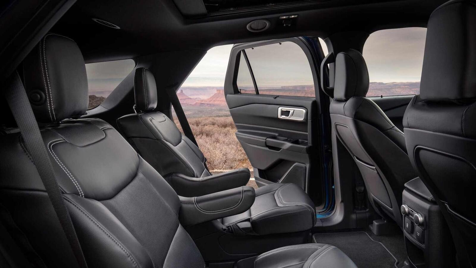 Ford Explorer 2020 thế hệ mới ra mắt; thiết kế mới và cải thiện khả năng vận hành - Hình 13