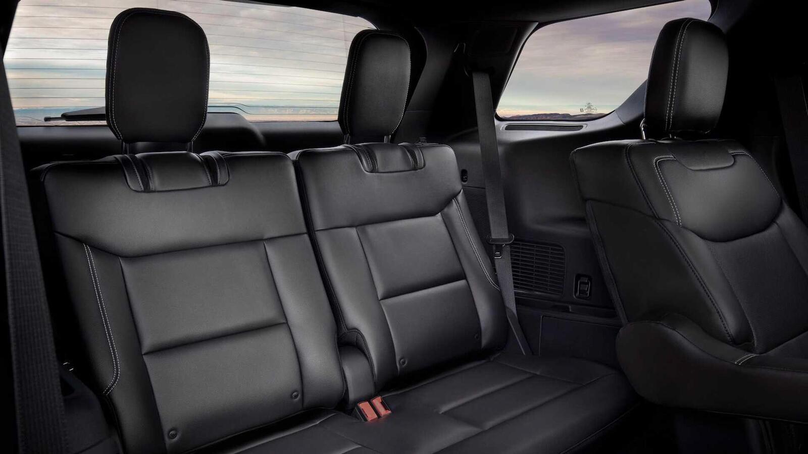 Ford Explorer 2020 thế hệ mới ra mắt; thiết kế mới và cải thiện khả năng vận hành - Hình 14