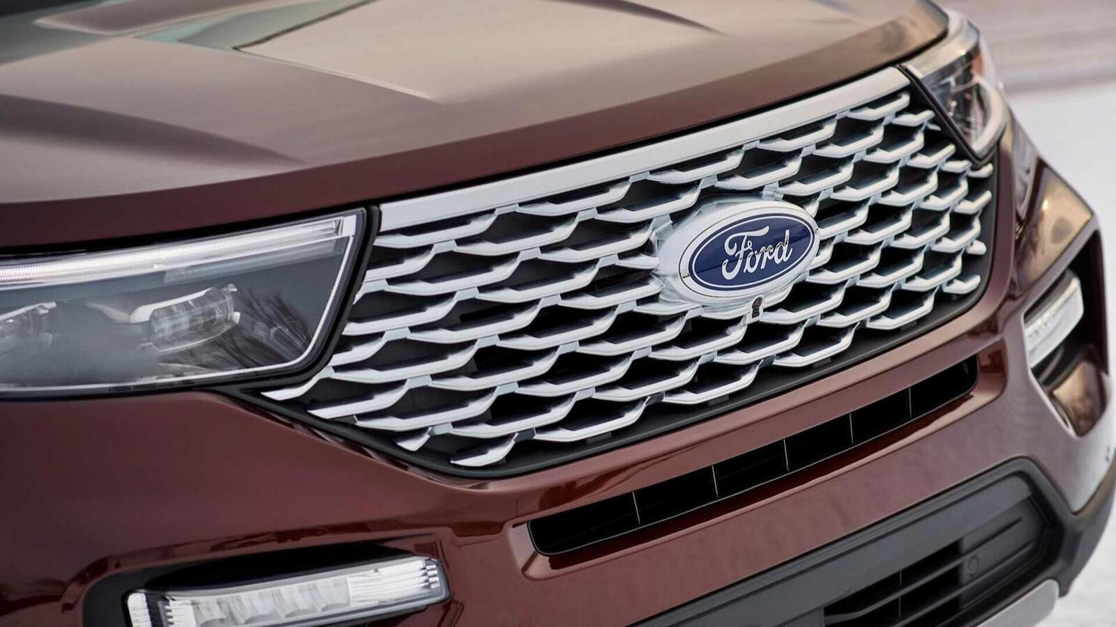 Ford Explorer 2020 thế hệ mới ra mắt; thiết kế mới và cải thiện khả năng vận hành - Hình 17