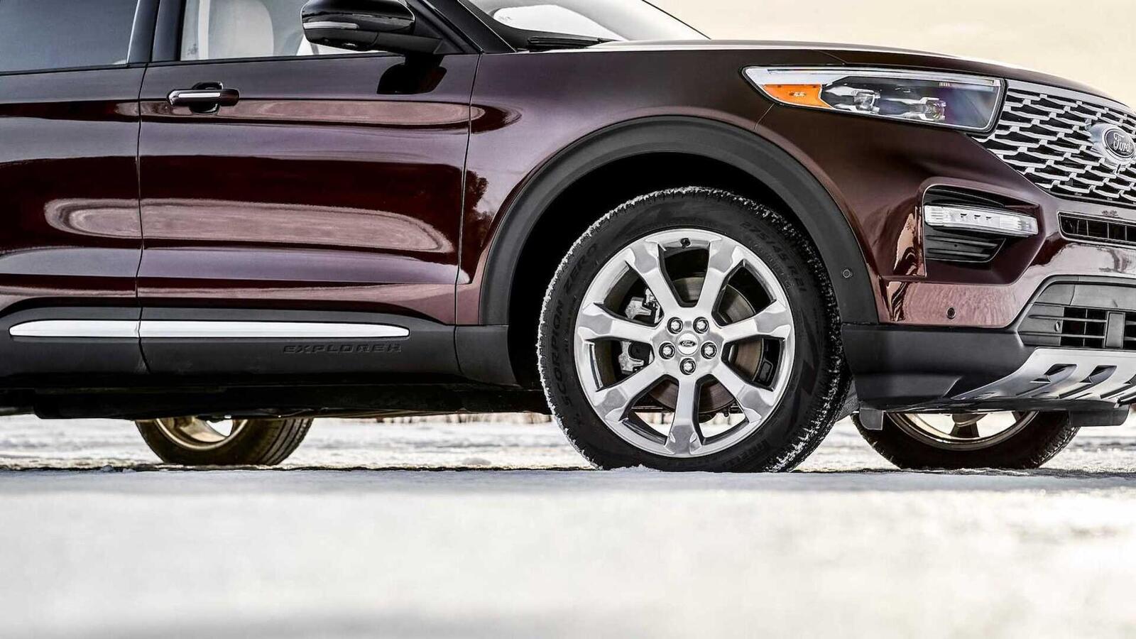 Ford Explorer 2020 thế hệ mới ra mắt; thiết kế mới và cải thiện khả năng vận hành - Hình 19