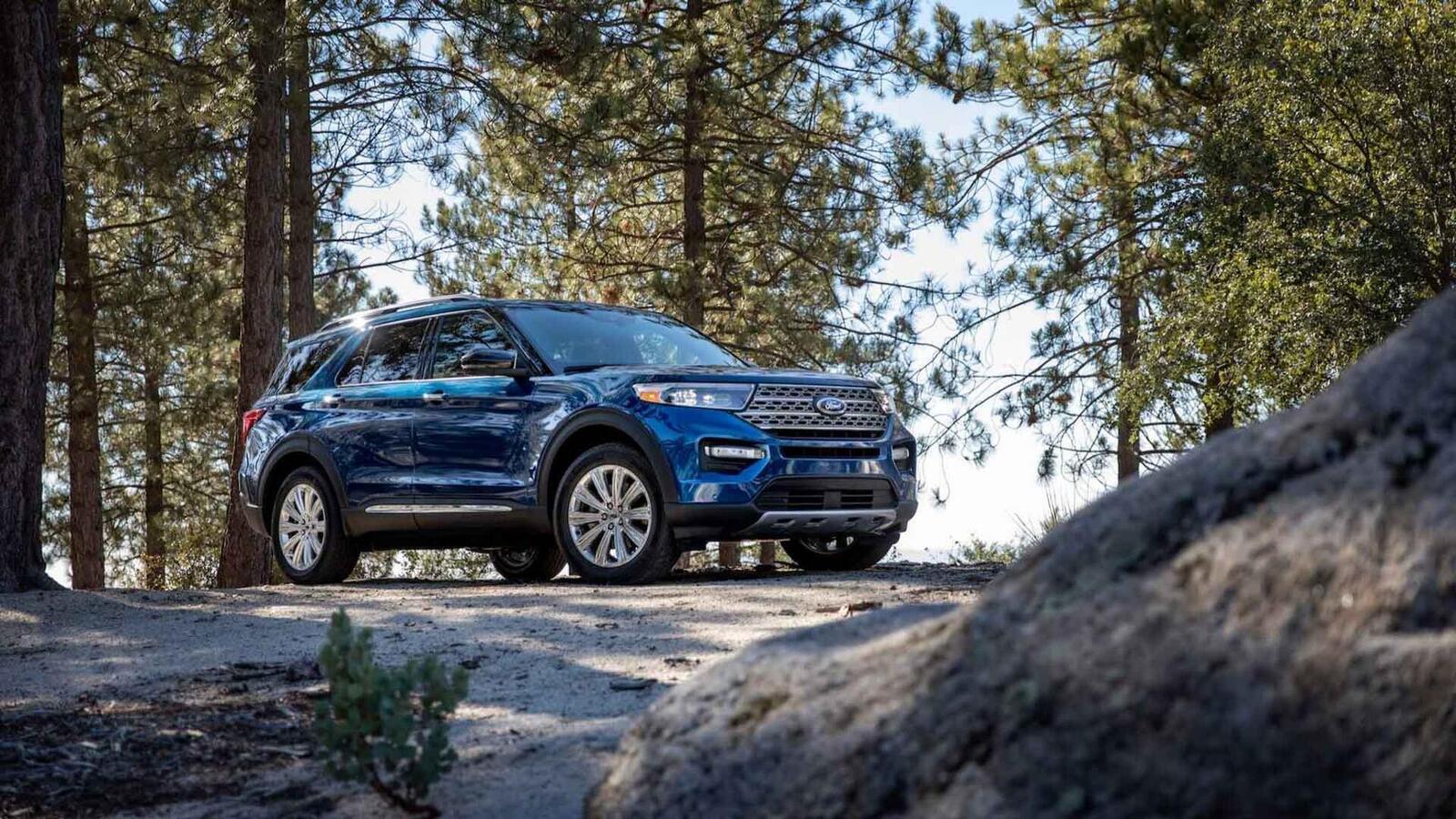Ford Explorer 2020 thế hệ mới ra mắt; thiết kế mới và cải thiện khả năng vận hành - Hình 2