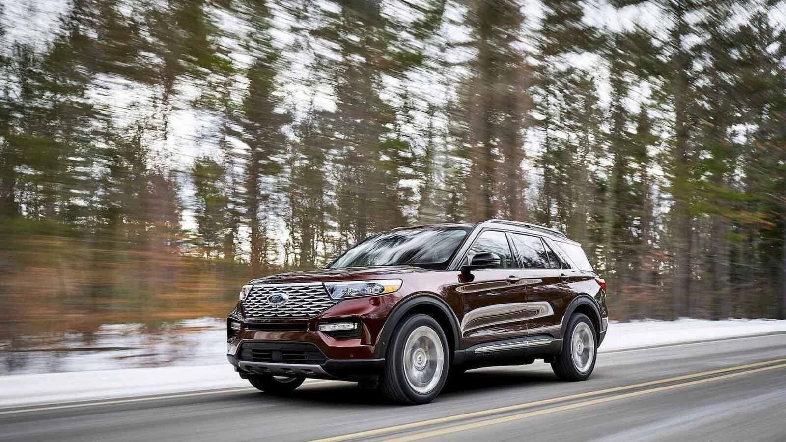 Ford Explorer 2020 thế hệ mới ra mắt; thiết kế mới và cải thiện khả năng vận hành - Hình 20
