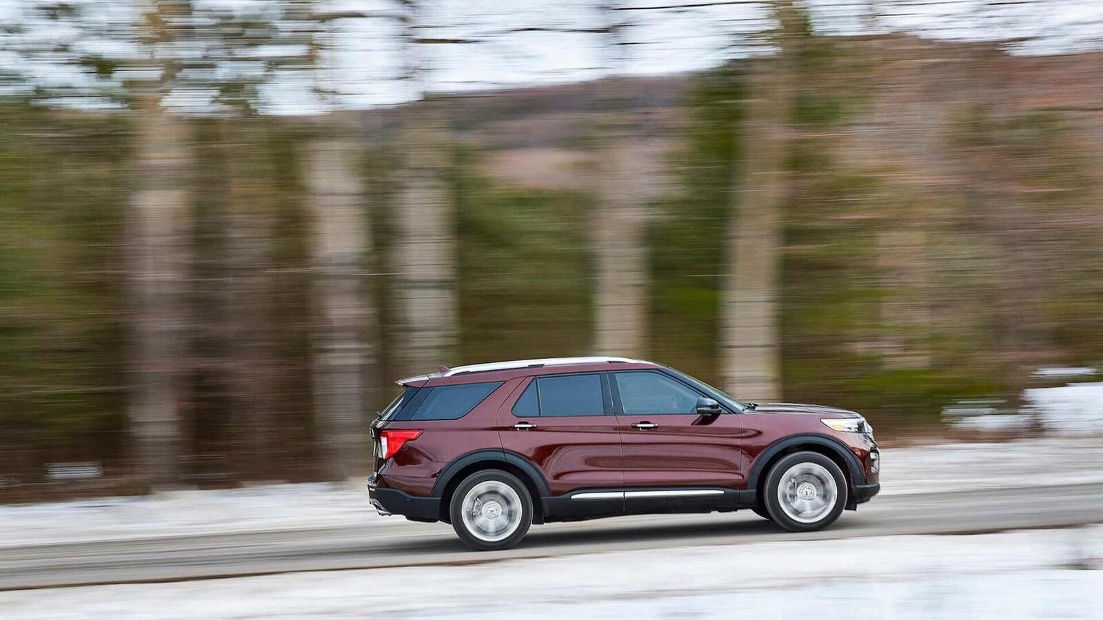 Ford Explorer 2020 thế hệ mới ra mắt; thiết kế mới và cải thiện khả năng vận hành - Hình 22