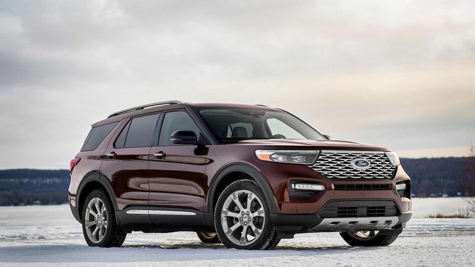 Ford Explorer 2020 thế hệ mới ra mắt; thiết kế mới và cải thiện khả năng vận hành - Hình 23