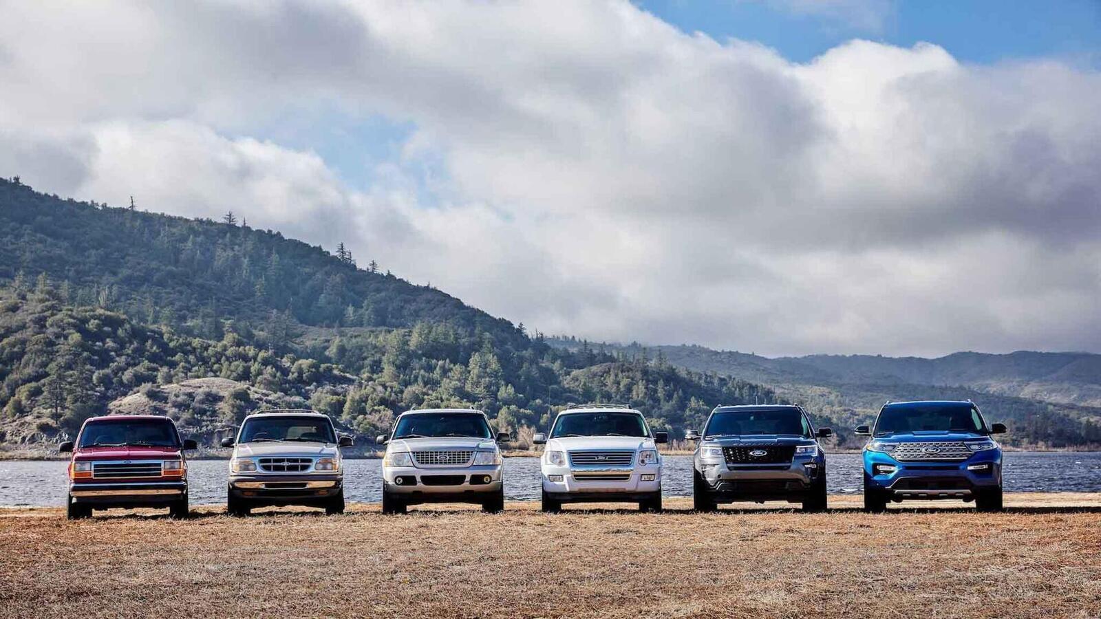 Ford Explorer 2020 thế hệ mới ra mắt; thiết kế mới và cải thiện khả năng vận hành - Hình 24