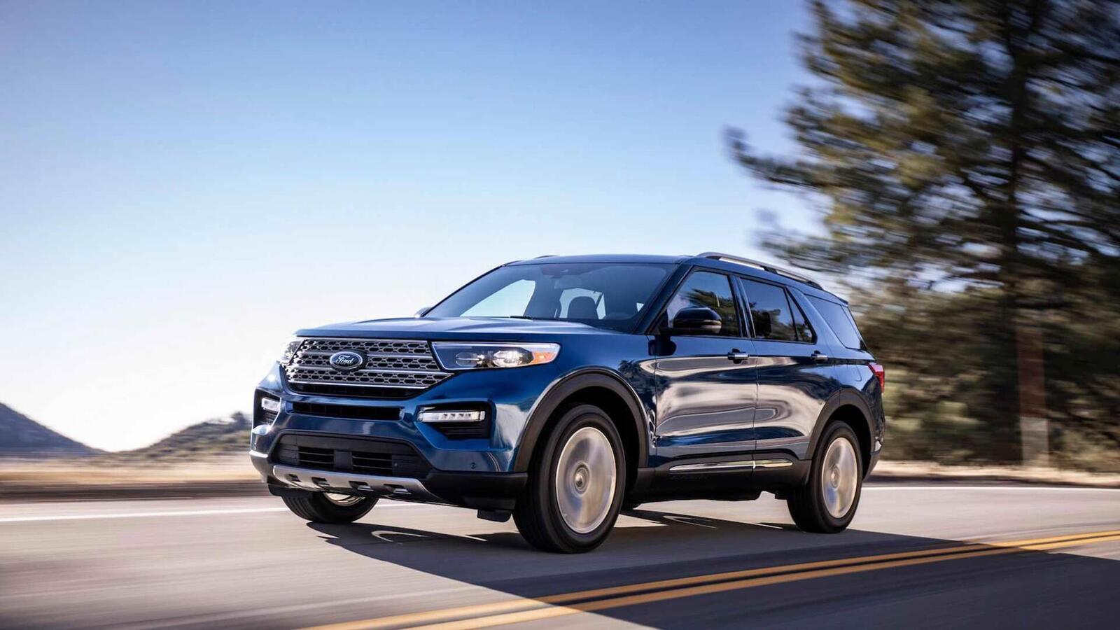 Ford Explorer 2020 thế hệ mới ra mắt; thiết kế mới và cải thiện khả năng vận hành - Hình 3