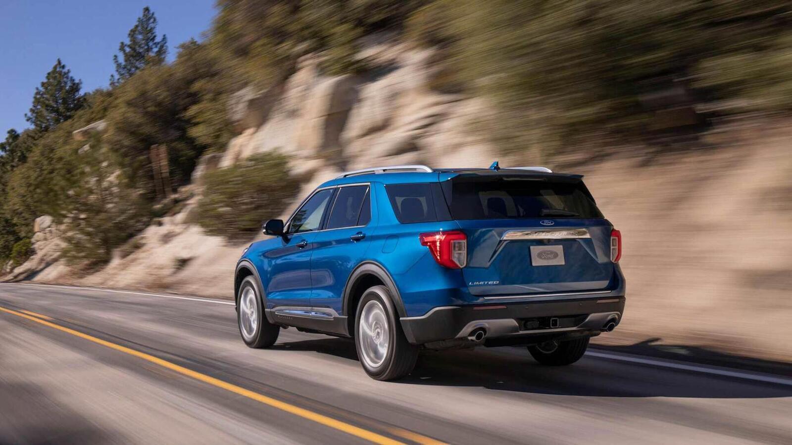 Ford Explorer 2020 thế hệ mới ra mắt; thiết kế mới và cải thiện khả năng vận hành - Hình 4