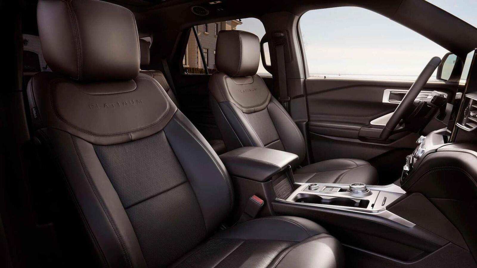 Ford Explorer 2020 thế hệ mới ra mắt; thiết kế mới và cải thiện khả năng vận hành - Hình 5