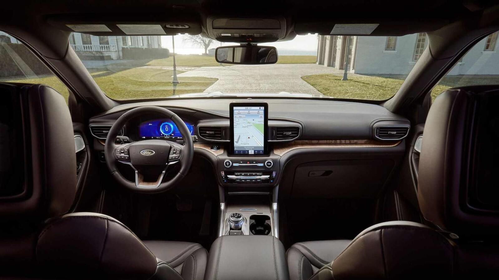 Ford Explorer 2020 thế hệ mới ra mắt; thiết kế mới và cải thiện khả năng vận hành - Hình 6