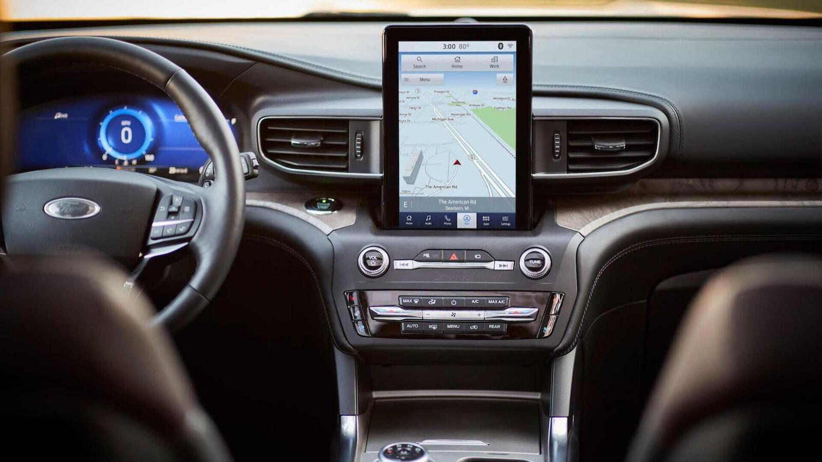 Ford Explorer 2020 thế hệ mới ra mắt; thiết kế mới và cải thiện khả năng vận hành - Hình 7