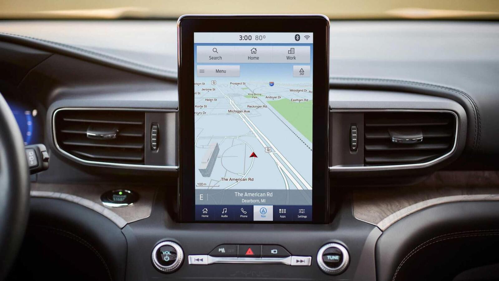 Ford Explorer 2020 thế hệ mới ra mắt; thiết kế mới và cải thiện khả năng vận hành - Hình 9