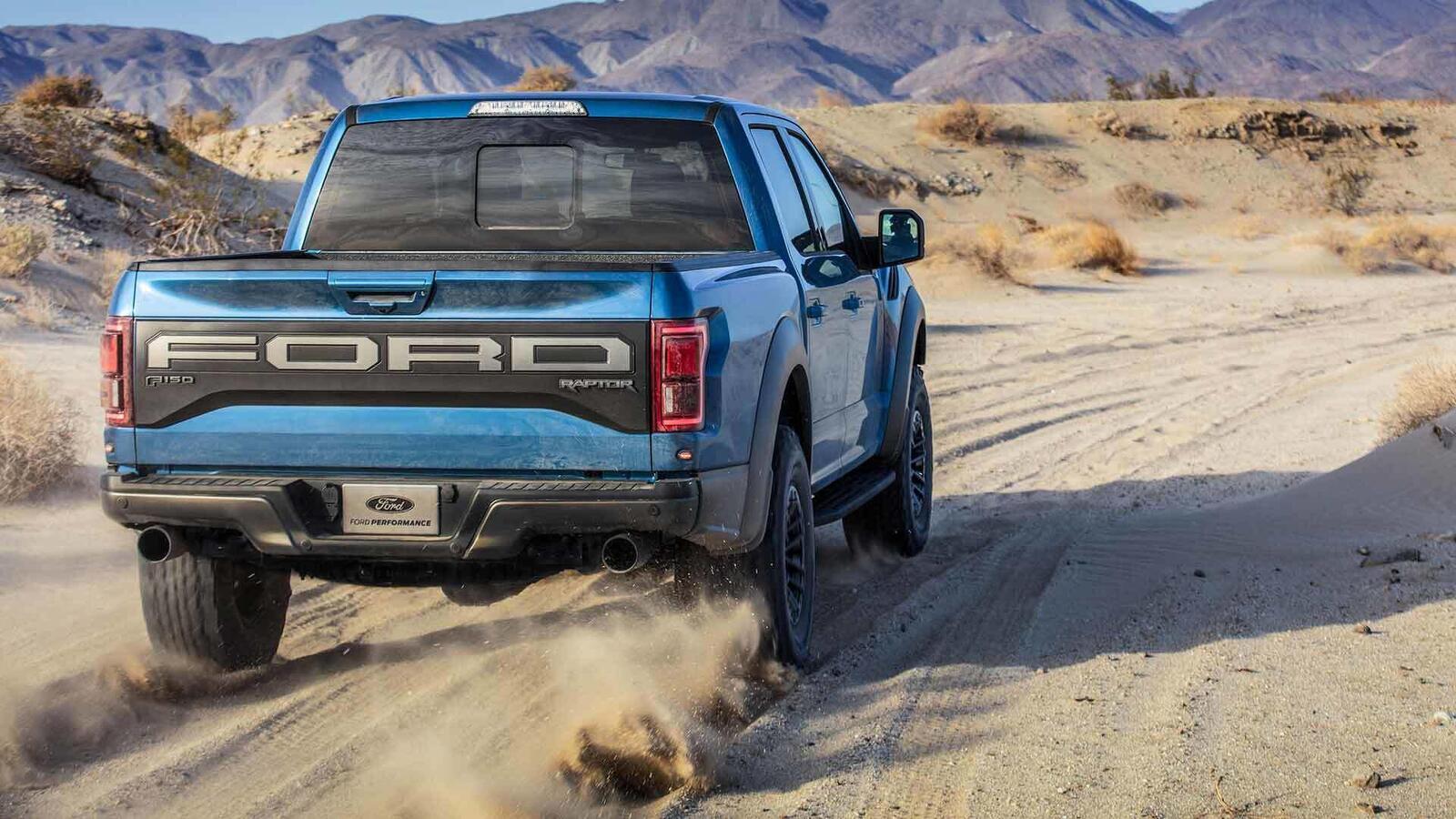 Ford F-150 Raptor 2019 sẽ được trang bị Cruise Control dành cho Off-Road - Hình 2