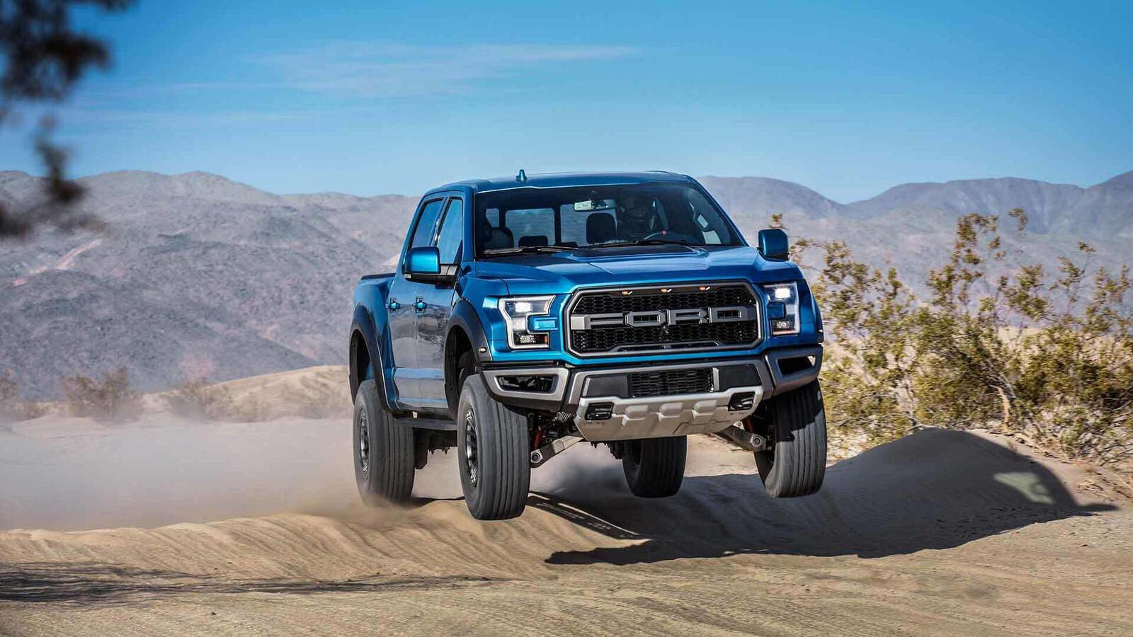 Ford F-150 Raptor 2019 sẽ được trang bị Cruise Control dành cho Off-Road - Hình 3