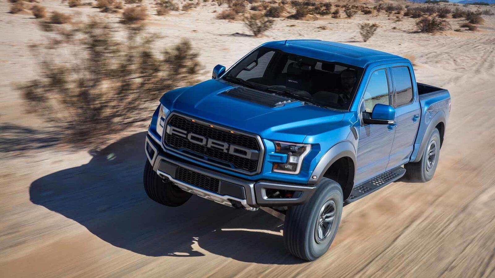 Ford F-150 Raptor 2019 sẽ được trang bị Cruise Control dành cho Off-Road - Hình 4
