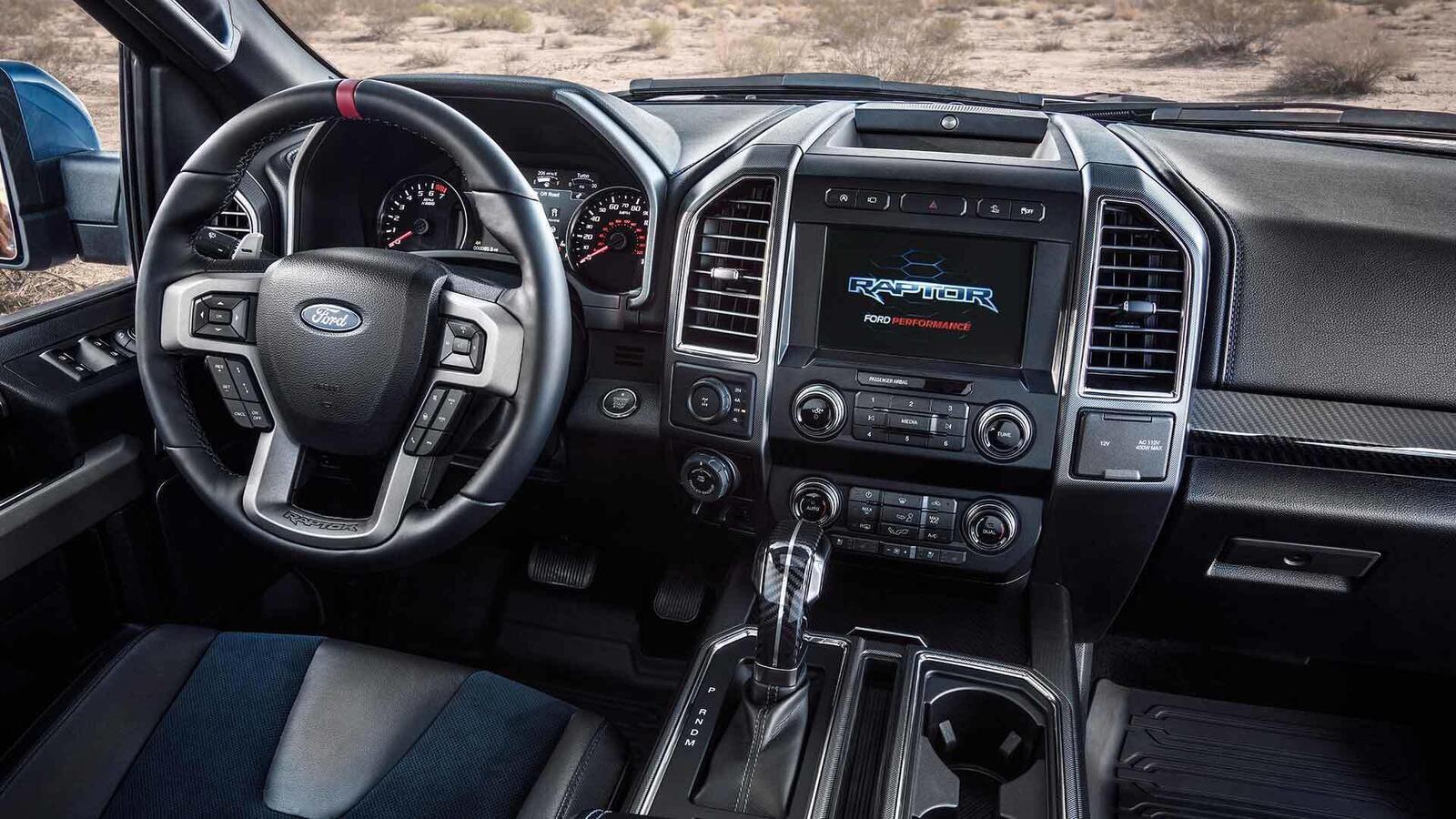 Ford F-150 Raptor 2019 sẽ được trang bị Cruise Control dành cho Off-Road - Hình 6