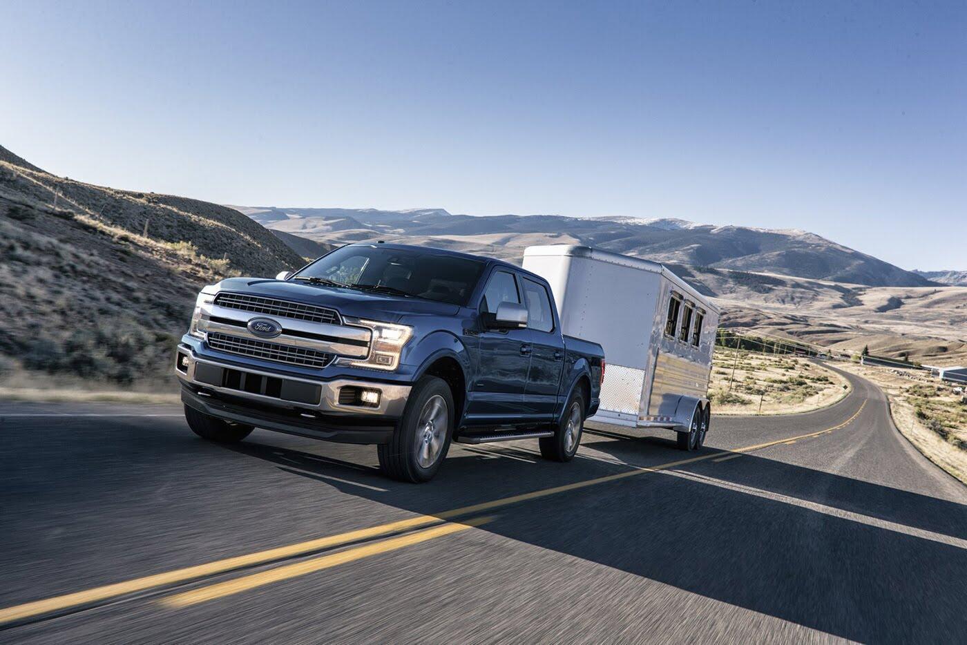 Ford F-150 2018 dự kiến dùng chung động cơ của Jaguar Land Rover - Hình 2
