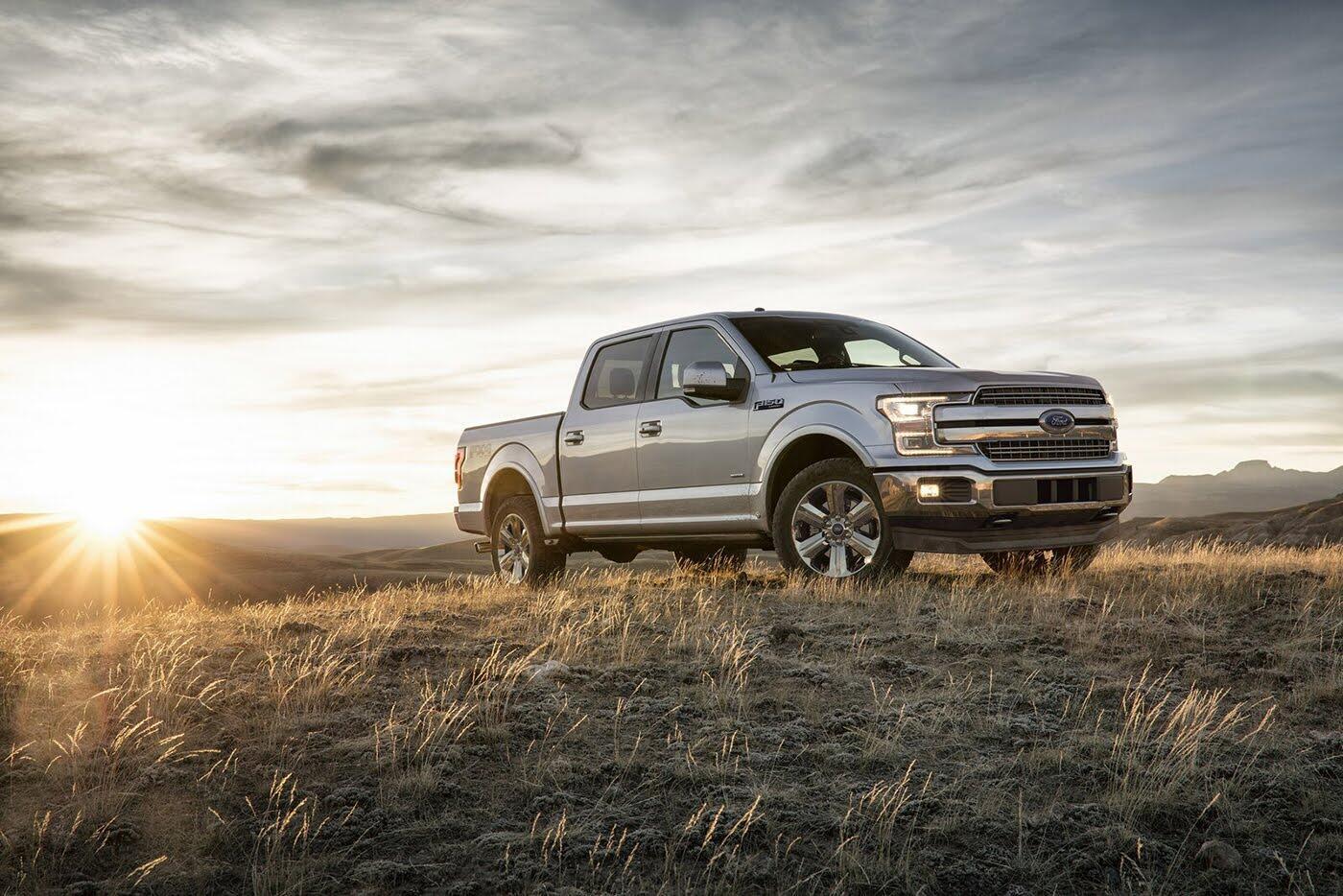 Ford F-150 2018 dự kiến dùng chung động cơ của Jaguar Land Rover - Hình 3