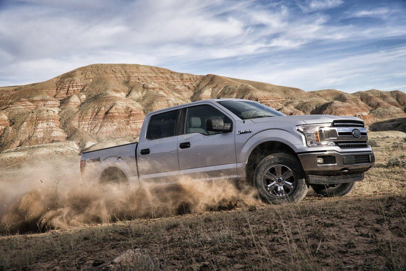 Ford F-150 2018 dự kiến dùng chung động cơ của Jaguar Land Rover - Hình 4