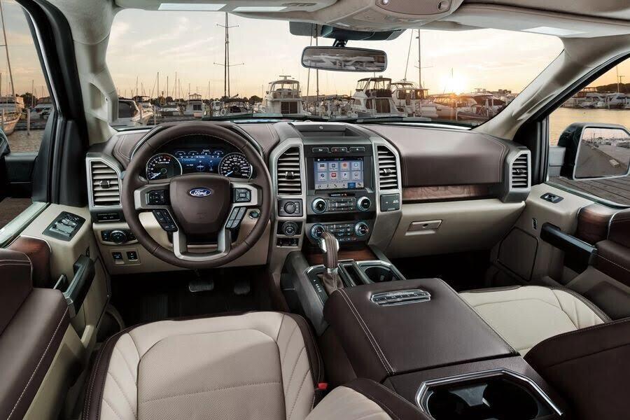 Ford F-150 Limited 2019 chính thức trình làng với nhiều cập nhật - Hình 5