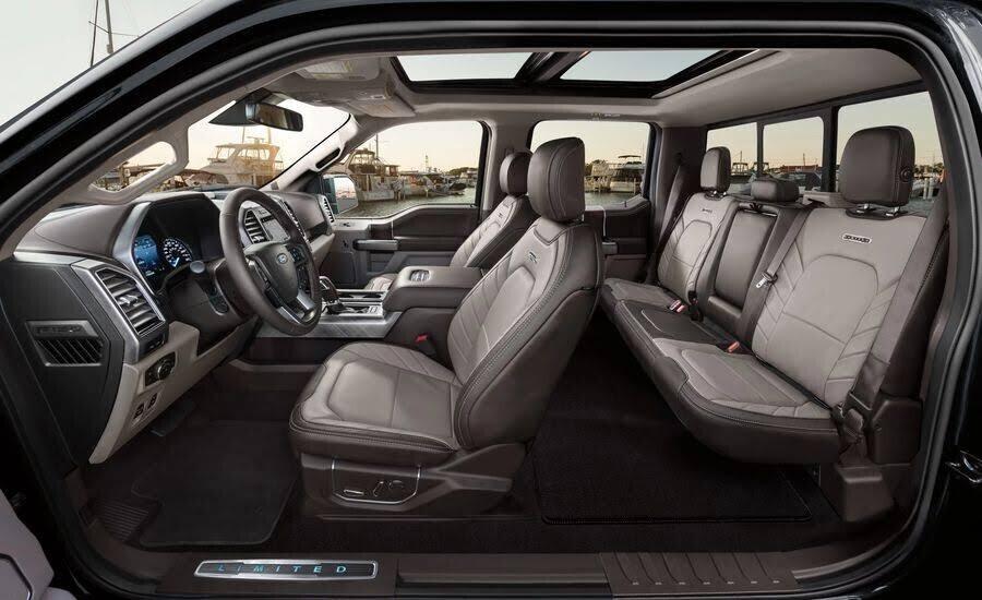 Ford F-150 Limited 2019 chính thức trình làng với nhiều cập nhật - Hình 7
