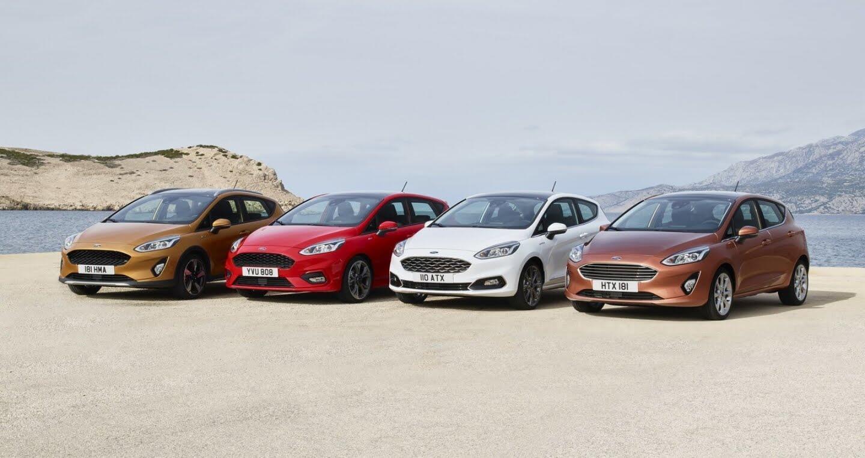 """Ford Fiesta 2017 an toàn """"tuyệt đối"""" - Hình 1"""