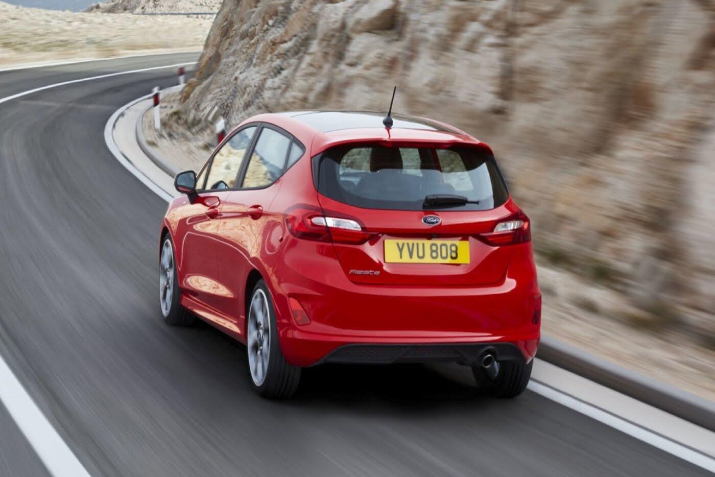 """Ford Fiesta 2017 an toàn """"tuyệt đối"""" - Hình 3"""