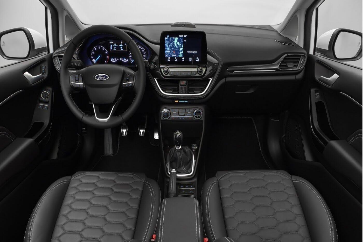 """Ford Fiesta 2017 an toàn """"tuyệt đối"""" - Hình 4"""