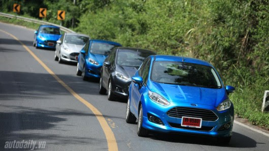 Ford Fiesta EcoBoost 1.0L – Dư sức chinh phục - Hình 1