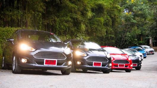 Ford Fiesta EcoBoost 1.0L – Dư sức chinh phục - Hình 3