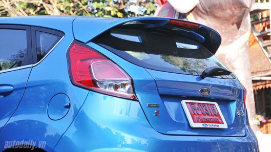 Ford Fiesta EcoBoost 1.0L – Dư sức chinh phục - Hình 7