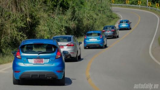 Ford Fiesta EcoBoost 1.0L – Dư sức chinh phục - Hình 8