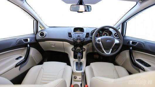 Ford Fiesta EcoBoost 1.0L – Dư sức chinh phục - Hình 9