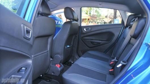 Ford Fiesta EcoBoost 1.0L – Dư sức chinh phục - Hình 13