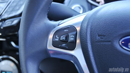 Ford Fiesta EcoBoost 1.0L – Dư sức chinh phục - Hình 14