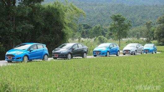 Ford Fiesta EcoBoost 1.0L – Dư sức chinh phục - Hình 15