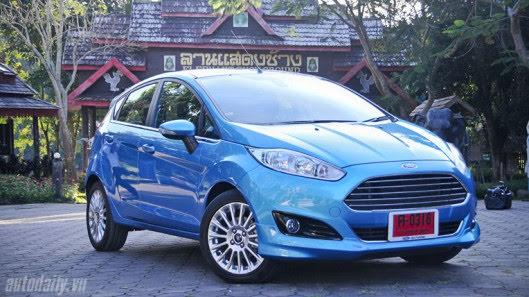 Ford Fiesta EcoBoost 1.0L – Dư sức chinh phục - Hình 16