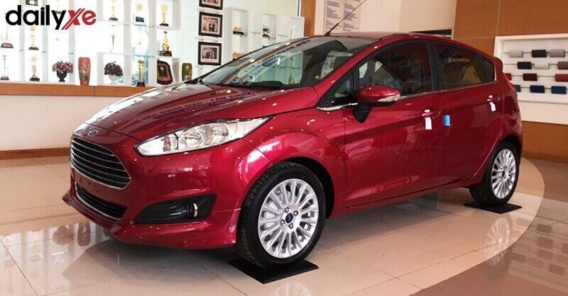 Tổng quan Ford Fiesta